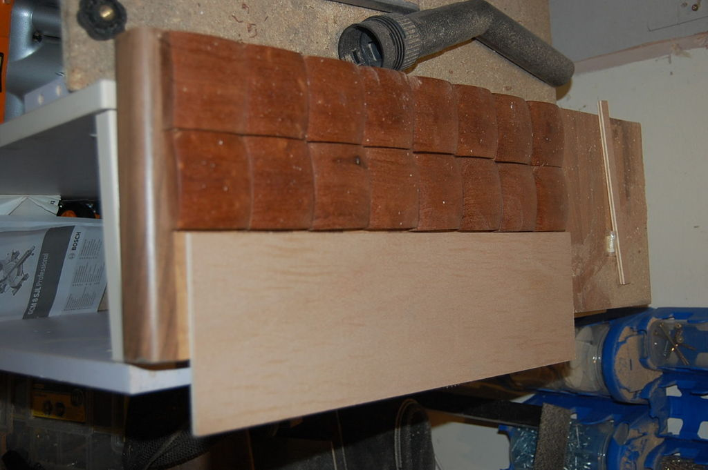 Picture of Drawer Front and Gluing Up