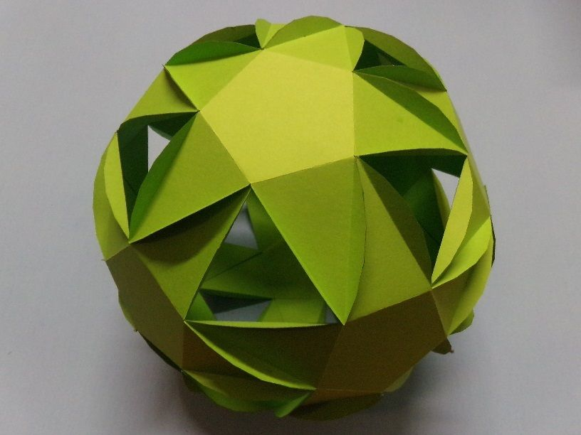 Picture of Make a Pythagorean Dodecahedron