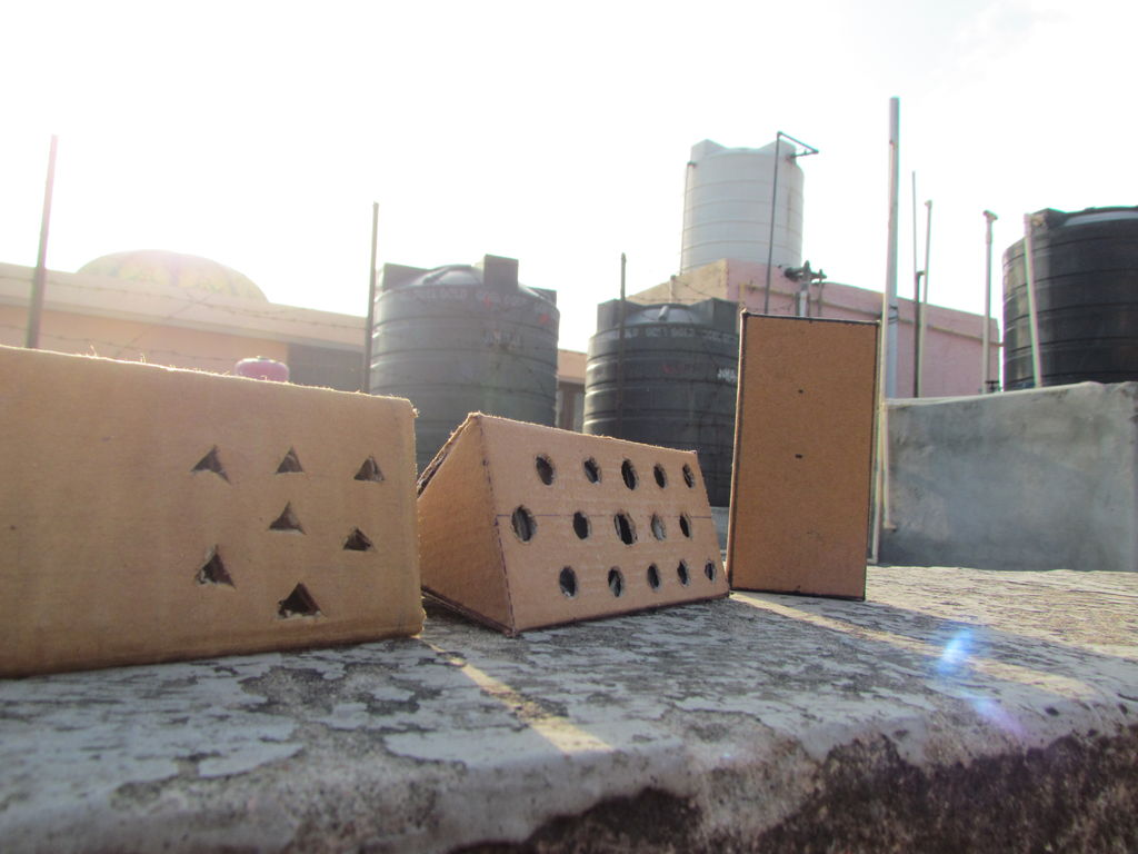 Picture of Cardboard Speaker From Scrap!