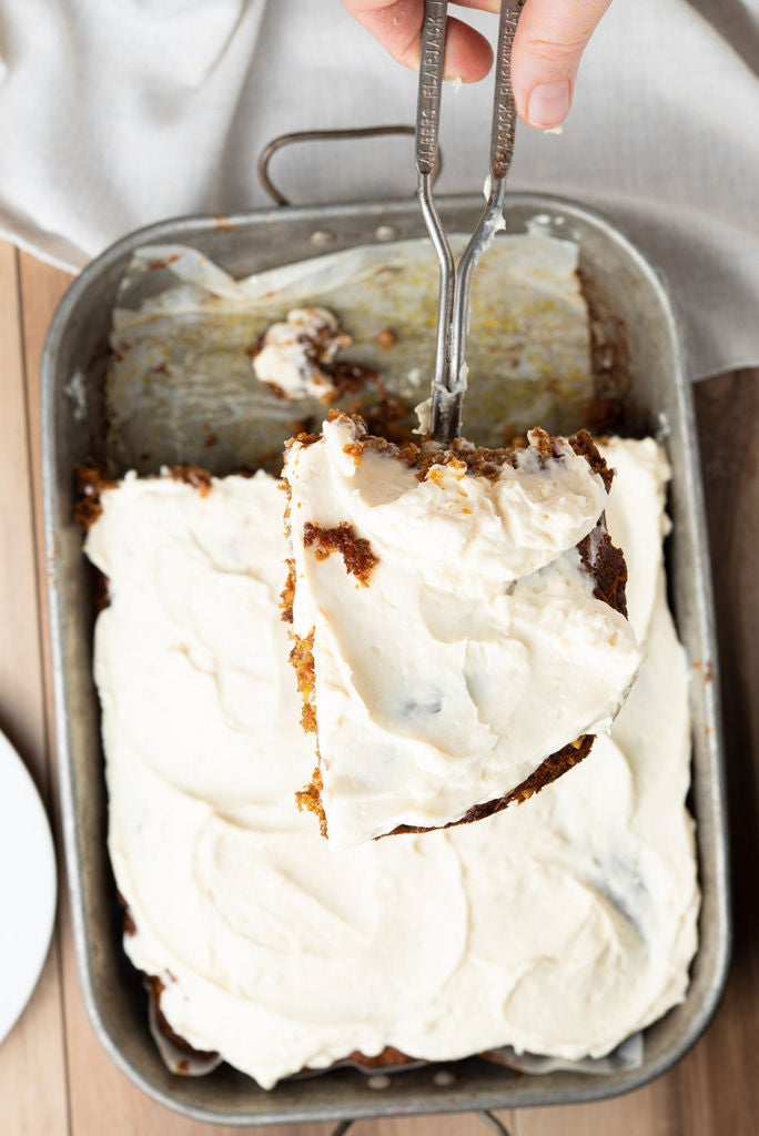 Picture of Big Batch Dessert - the Sheet Cake