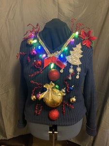 UGLY SWEATER OH MY!