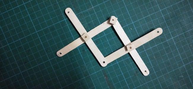 Pantograph(mini Instructable) Part 1:Construction