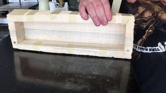 Gluing the Bottom