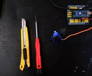 The Cheapest and Easiest Robot Motors
