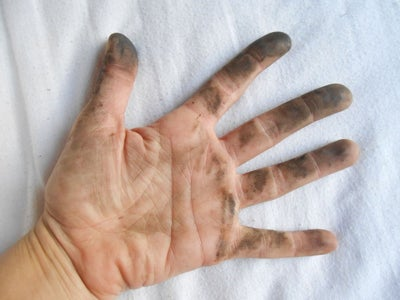 Scrub Those Dirty Hands