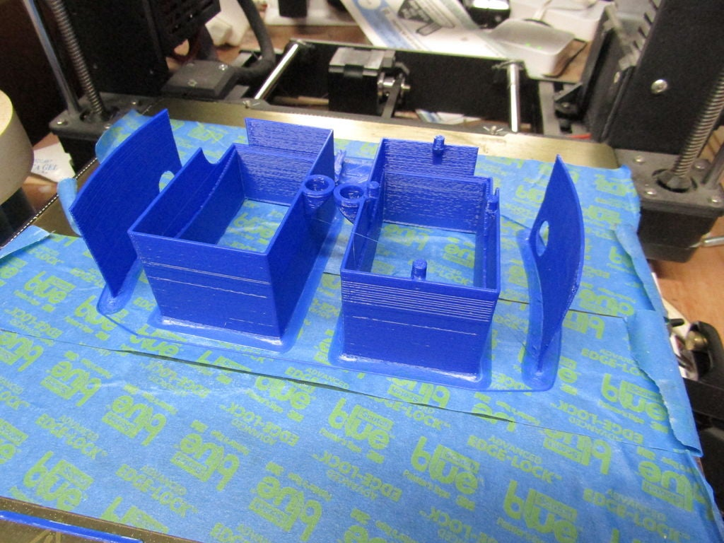 Picture of 3D Files and Prep