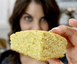 假日玉米面包食谱