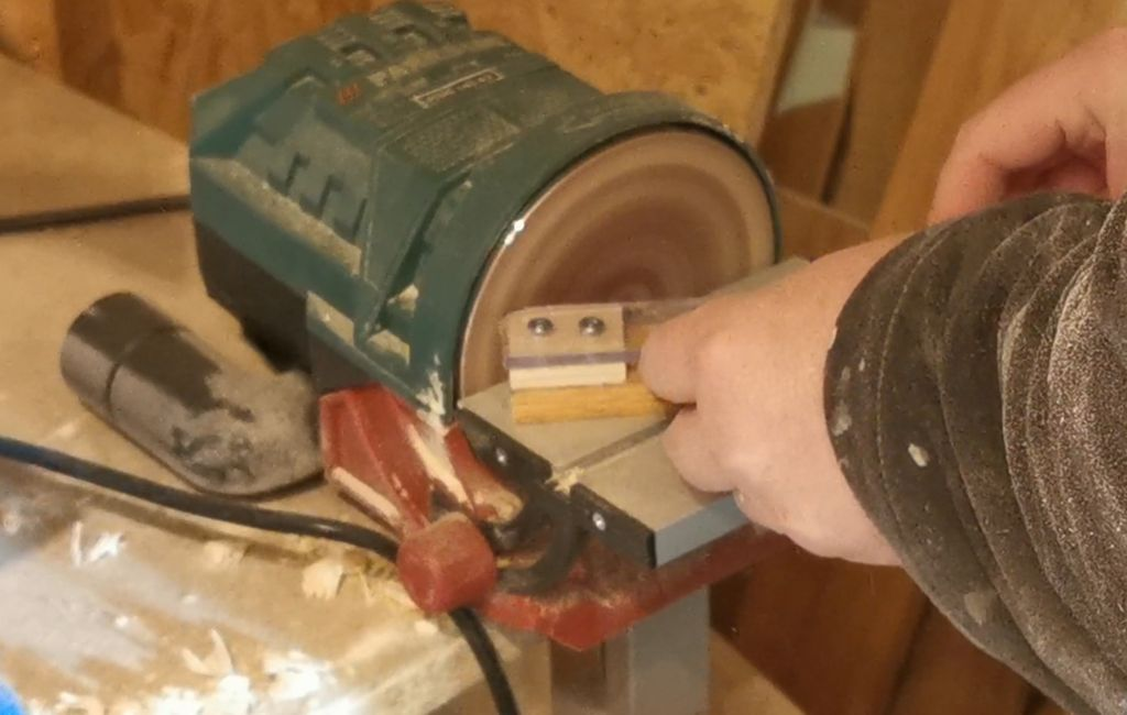 Picture of Final Sanding