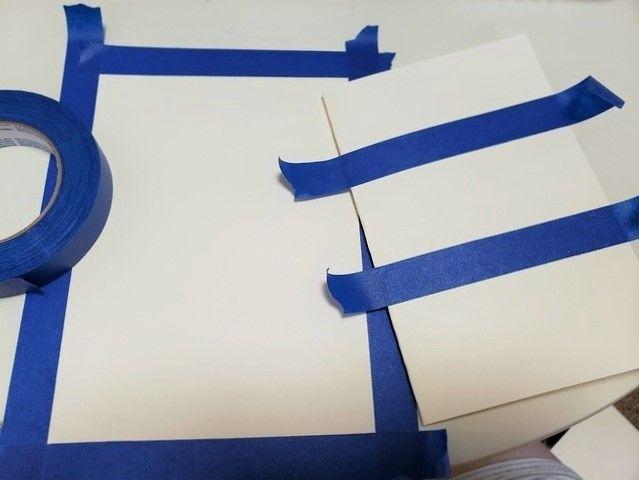 Picture of Prepare the Paper