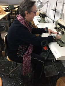 Moving 3D Sewing Machine