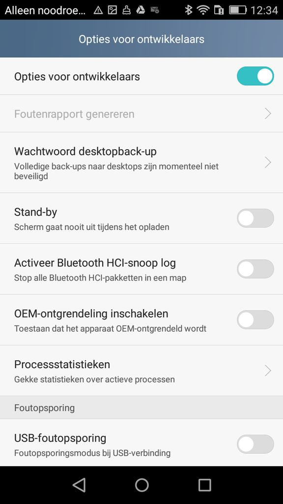Picture of Install Processing for Android