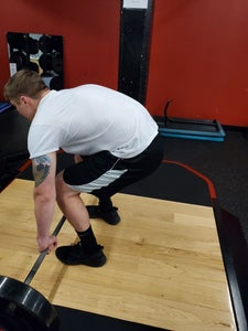 Foot Placement and Lower Body Form