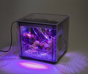 Automated Plant Growth Chamber
