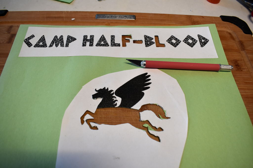 Picture of Camp Half Blood T Shirt