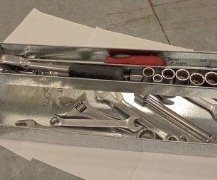 Sheet Metal Tool Box