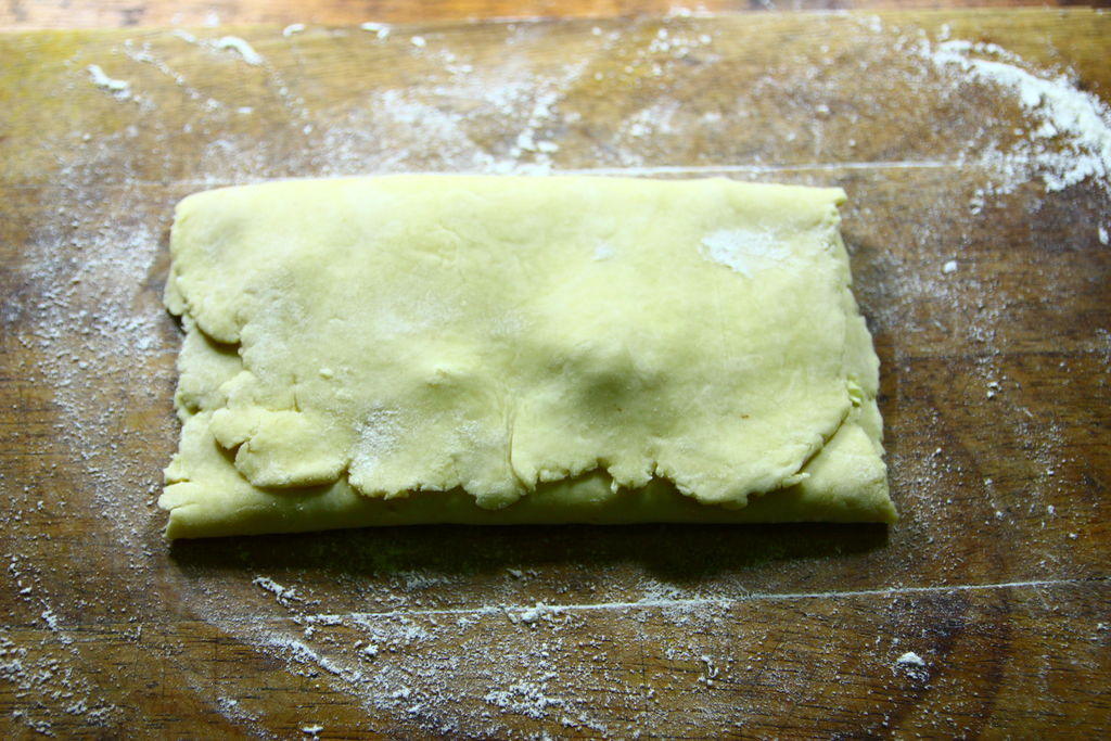 Picture of Making the Main Mummy Wrapping Pastry