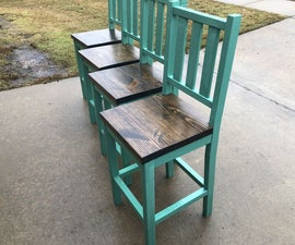 How to Build a High Chair