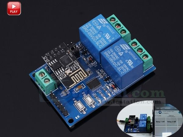 Picture of Node Mcu Indian Car Central Lock With Rfid and Blynk Timer Unlock