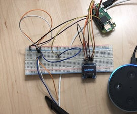 Add Custom Alexa Control to Raspberry Pi Project