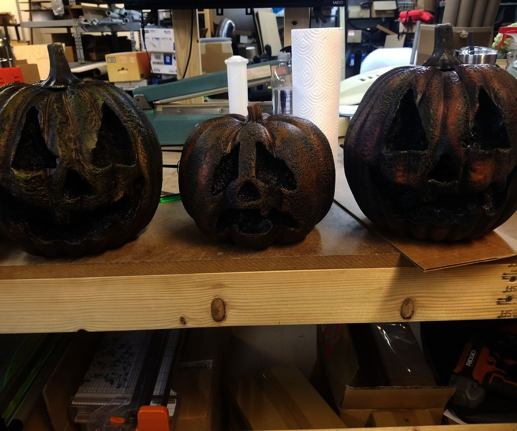 Rotten Pumpkins: 4 Steps (with Pictures)