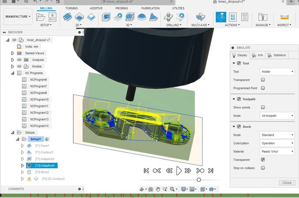 Picture of Fusion 360 CAM