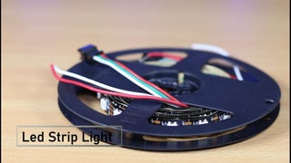 Step : 2  ESP8266 LED STRIP
