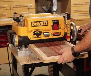 How to Make a Simple Planer Sled for Flattening Wide Boards
