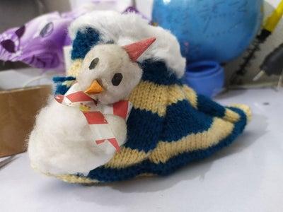 Ugly Woolen Shocks