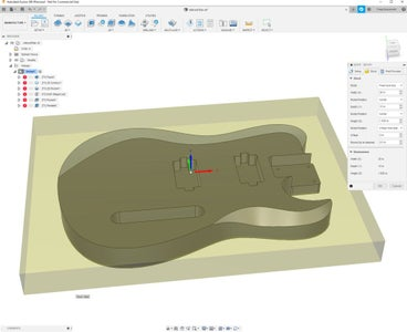 Setting Up Your Toolpaths