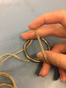 Learn the Lark's Head Knot