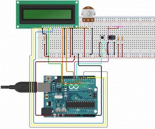Digital Tachometer With Arduino for Measuring RPM