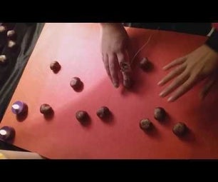 Castanyes Terrorífiques/Terrifying Chestnuts With Makey Makey