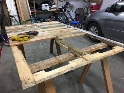 Step 8: Barn Door