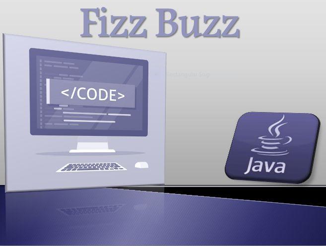 Picture of FizzBuzz Algorithm