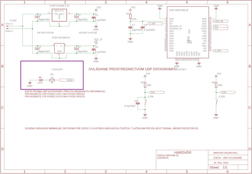 Picture of Schematics and Source Codes