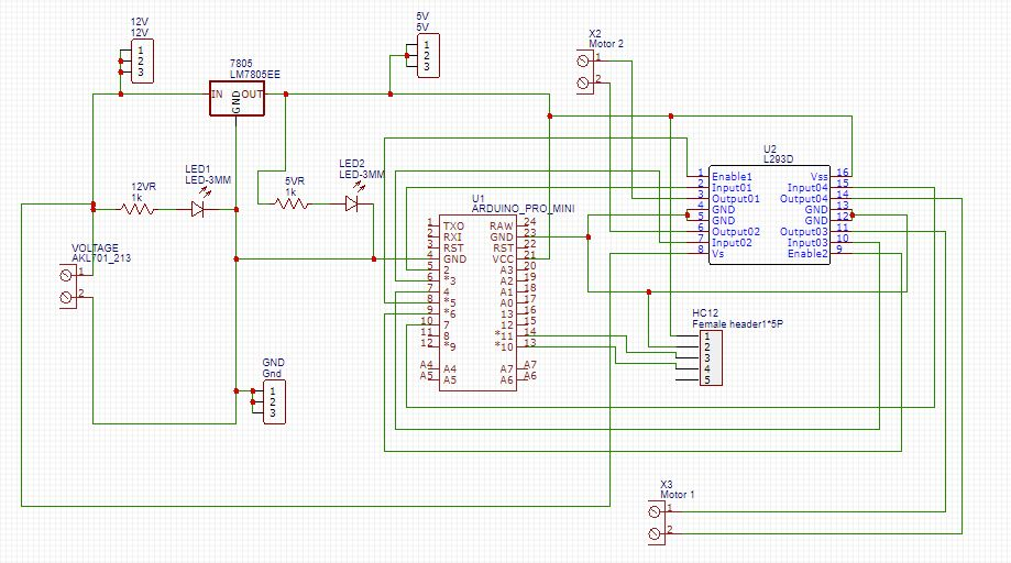 Picture of Circuit Design and PCB Development