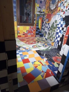 Placing the Tiles on the Floor