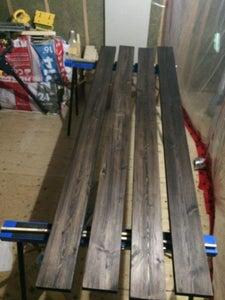 Staining & Sealing