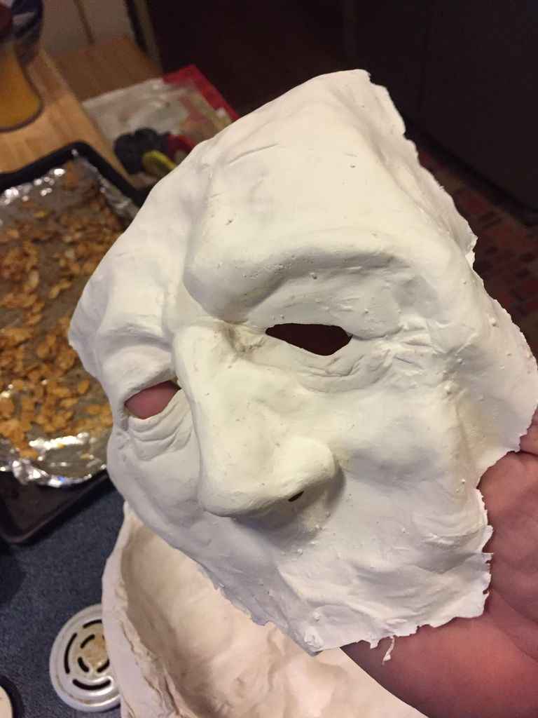 Picture of Step 3: First Mask Failure, Then Success!