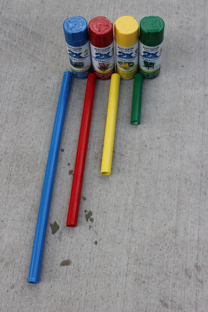 Picture of Prepare Pipes for Painting (optional)