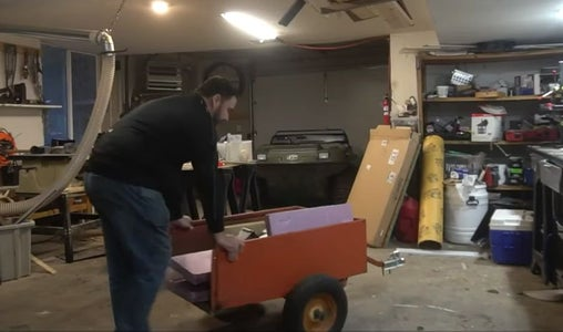 Build a Battery Enclosure Within Your Trailer