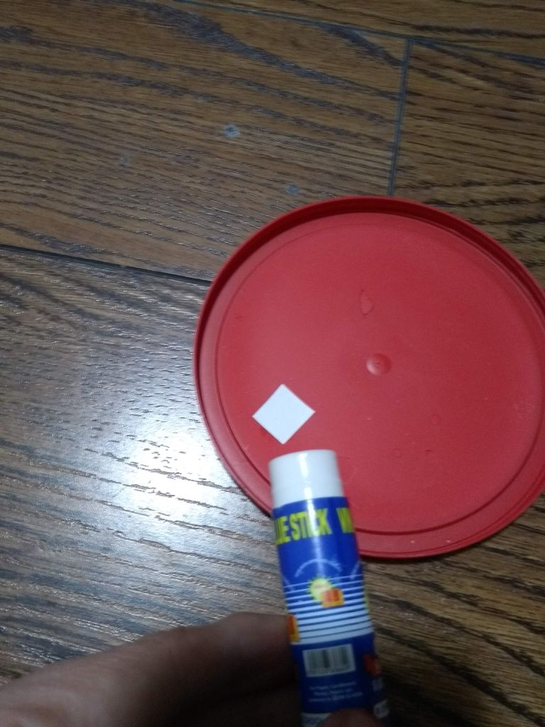 Picture of Making the Play Pieces (optional): Paste the Piece