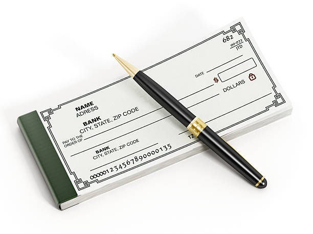 Picture of  How to Write a Check