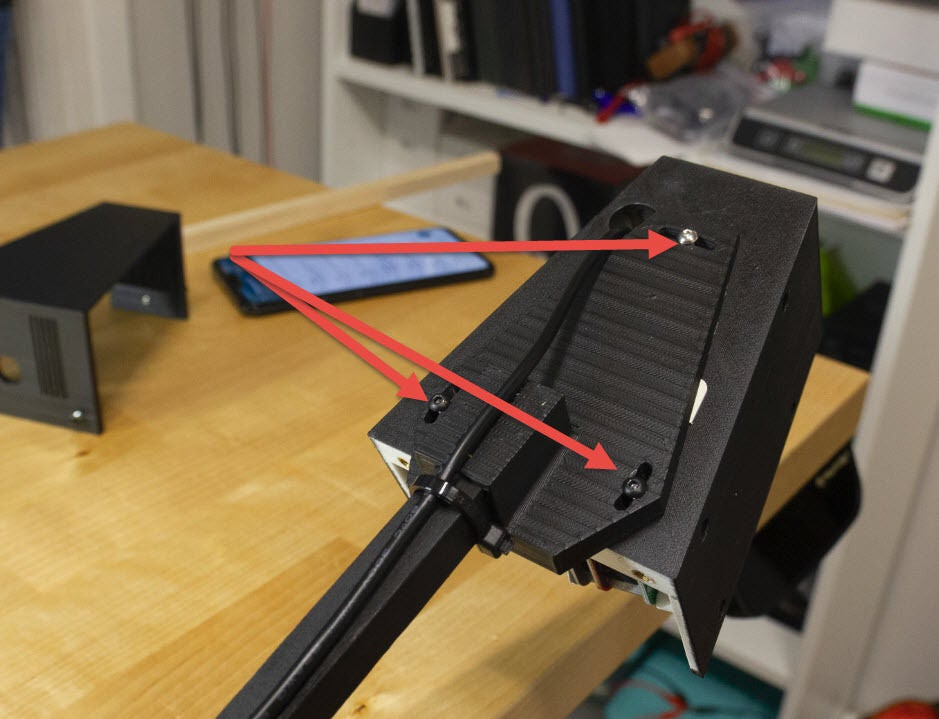 Picture of Install Heat Set Screws in 3D Prints