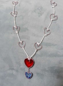 The Handmade Heart Necklace