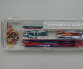 Breadboard Wire Helper