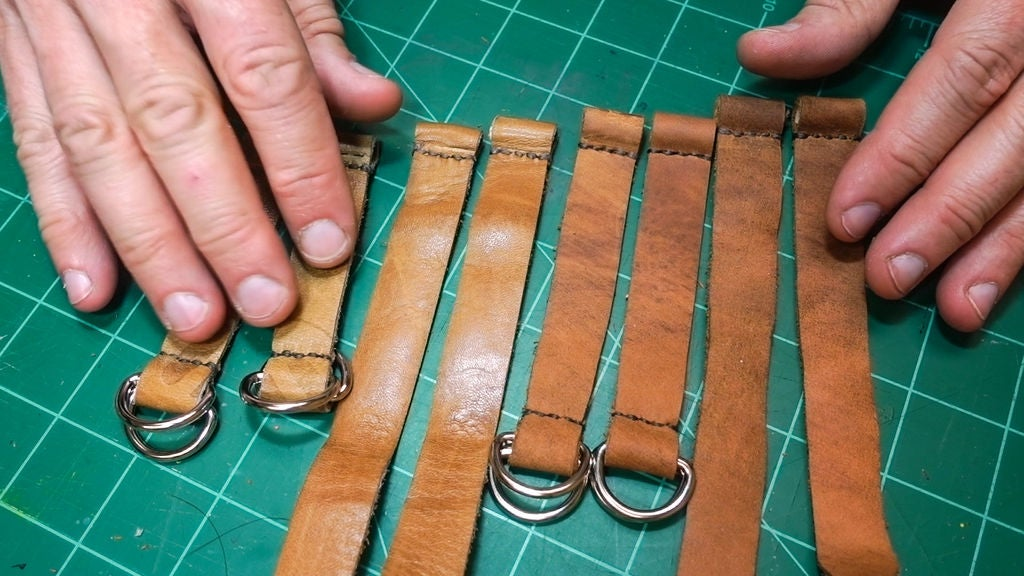 Picture of A Little Bit of Leather Craft