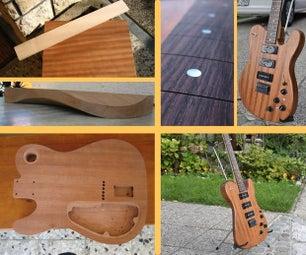 做一个真棒电吉他常用工具