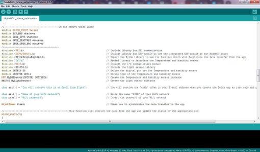 Software Part & Test