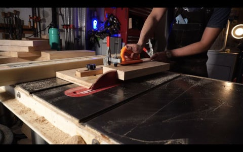Building the Pedestal Base
